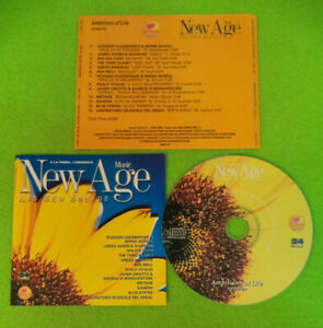 CD Compilation New Age And New Sounds VOL.129 Ambitions for life no lp mc (C50)
