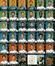 KOMPLETTSATZ REWE DFB SAMMELKARTEN WM2018