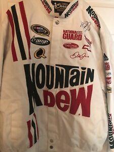 Dale Earnhardt, Jr. Autographed XXL Jacket - RARE (AND POSSIBLY RACE WORN)
