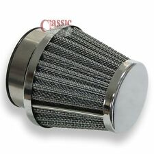 UNIVERSAL 48mm CONE FILTER IDEAL FOR CLASSIC MOTORCYCLE