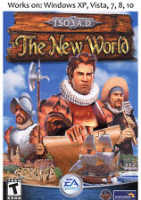 Anno 1503 The New World + Treasures Monsters and Pirates PC Game
