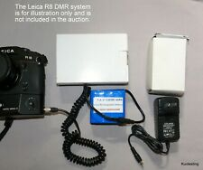 Leica R8 DMR 7.4V Rechargeable Device W/Rare Connecting Cord To Power Unit.