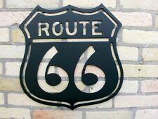 Route 66 das 3mm Stahl-Schild - zur 3940 km Kult-Road von 40cm-100cm ab 49€