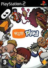 Eye Toy Play PS2 (Playstation 2) - Free Postage - UK Seller 0711719475828