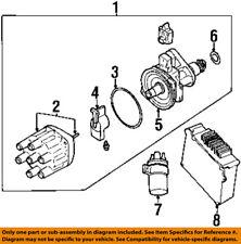 CHRYSLER OEM Ignition-Housing O-ring MD632075