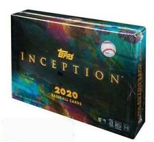 2020 Topps Inception BASE Vets & RC's (#1-100) PICA A CARD/COMPLETE YOUR SET