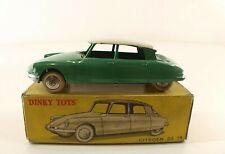 Dinky Toys F n° 24C Citroën DS 19 en boite