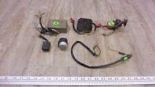 1979 Honda CX500 Custom H1190-2) CDI regulator solenoid switch relay set
