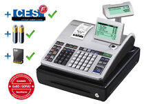 Casio SE-S400SB Registrierkasse GDPdU kleine Lade inkl. Software Komplett Paket