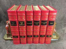 Easton Press Complete Jane Austen 6 Volume Set; Pride Sense Emma Leather