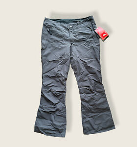 NWT The North Face Women's sz Large reg.  Sally Pants  Graphite Gray