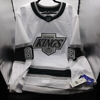 New Authentic Adidas NHL LA Kings Drew Doughty #8 Jersey Men's Size 54 $225 NWT