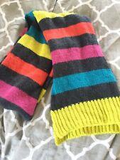 Girls Boden Johnnie B Multi Wool Scarf