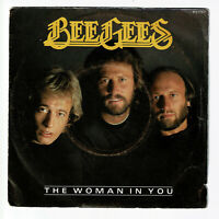 """BEE GEES Vinyle 45 tours SP 7"""" THE WOMAN IN YOU - STAYIN' ALIVE - RSO 813173"""