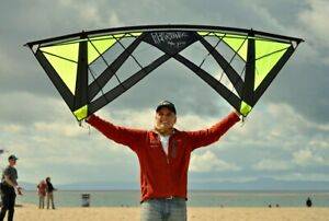 Revolution 1.5 RX SPIDER - Surf City Special Edition Black/Lime - Kite Only