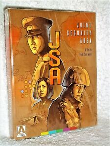 JSA: Joint Security Area (Blu-ray, 2021) korean military conflict demilitarized