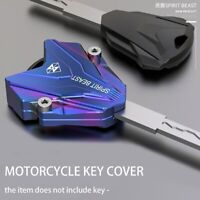 SPIRIT BEAST Motorcycle Key Cover case shell for Yamaha Honda Piaggio benelli