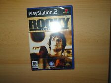 PS2 ROCKY LEGENDS , PAL Reino Unido, Sony PRECINTO DE FÁBRICA