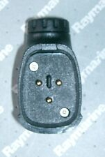 Autohelm 3 Pin Plug D236 ST1000 ST2000 Tiller