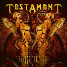 The Gathering by Testament (LP, 2018 Nuclear Blast, EU, NB 4227-1,Gatefold, New)