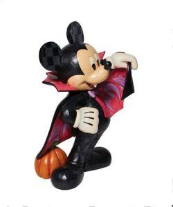 Disney Halloween Vampire Mickey Greeter Halloween Decoration Micky Mouse 17inch