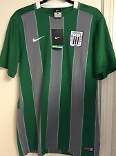NWT 2014-15 Alianza Lima Peru Nike Authentic Soccer Recycled Jersey Size S