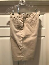 Women's Jones New York Stretch Bermuda shorts sz10