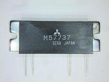 "M57737  ""Original"" Mitsubishi 4P SIP RF Power Output IC  35W 1 pc"
