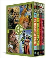 Ec Artists Library Slipcase 5, Hardcover by Craig, Johnny; Elder, Will; Kamen...