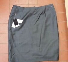 Rhodes and Beckett Skirt Grey Wool Suit Business Career Size 14 NWT