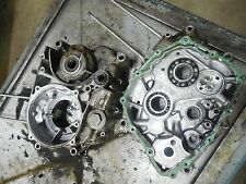 honda xr200 xr200R main engine center crank case cases 1999 1998 2002 2001 1997