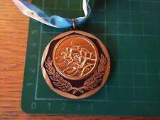 medaglia ciclismo G. P. ANZOLIN CAT JUNIORI 3 RANGO V.C. LOCARNO 8 7 1984