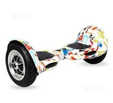 "SMART BALANCE WHEEL MONOPATTINO ELETTRICO SCOOTER  RUOTE 10"" POLLICI"