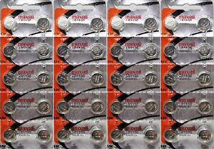 40 Authentic Maxell LR1130 AG10 189 LR54 Alkaline 1.5V Batteries
