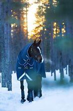 Horseware Amigo Plus 1200D Regendecke mit Halsteil (abnehmbar) Gr140