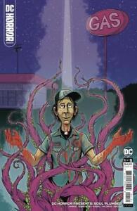 DC HORROR PRESENTS SOUL PLUMBER #1 1ST PRINT COVER B NEELEY DC COMICS 2021 RB04