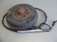 Achsschenkel Radnabe rechts hinten OPEL CORSA D 1.3 CDTI