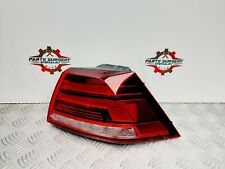 VOLKSWAGEN GOLF MK7 REAR RIGHT DRIVER OFFSIDE SIDE OUTER TAIL LIGHT 5G0945096 Q
