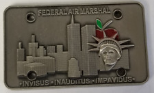 Federal Air Marshal New York Field Office NYPD VIPR Challenge Coin