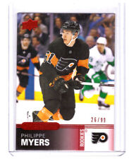 Philippe Myers 2019-20 Upper Deck Overtime  ROOKIES Red Card #53 /99