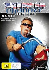 American Chopper : The Series - Tool Box 12 (DVD, 2009, 3-Disc Set) - Region 4
