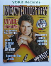 NEW COUNTRY MAGAZINE - May 1997 - Vince Gill / Joe Diffie / Deana Carter