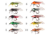 5 Cicada Realistic Fly Fishing lures