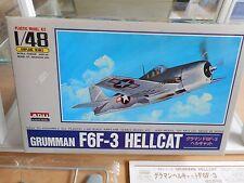 Modelkit Arii Grumman F6F-3 Hellcat on 1:48 in Box