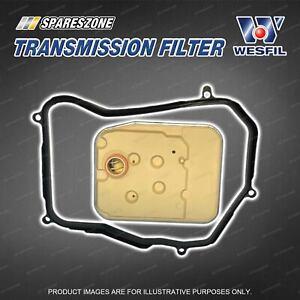 Wesfil Transmission Filter for Volkswagen Beetle 9C Suits VW097 01M Trans Type