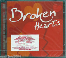 Broken Hearts 10 (2004) 2CD NEW Mr. Mister Broken wings. Morris Albert Feellings