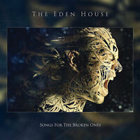 EDEN HOUSE 'Songs for the Broken Ones' new CD Fields of the Nephilim gothic prog