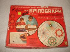 VINTAGE 1967 KENNER'S SPIROGRAPH #401 SET