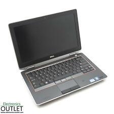 "Dell Latitude E6320 -13.3"" Intel i7 8GB 4GB RAM 512GB 256GB SSD Backlit Webcam"
