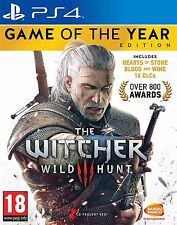 The Witcher III 3 Wild Hunt-Game of the Year Edition | PlayStation 4 Nouveau (1)